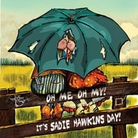 Sadie Hawkins Day String Band: Oh Me, Oh My! It