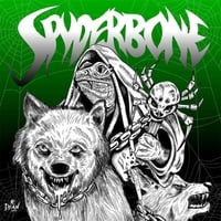 Spyderbone: Wolves in the Temple EP