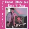 Dave Taylor and The Drapes: Taylor-made for Rock