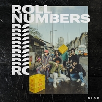 Sixk   Roll Numbers   CD Baby Music Store