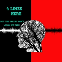 Markus Meo | 4 Lines Here (But the Talent Don't Lie on My Face)