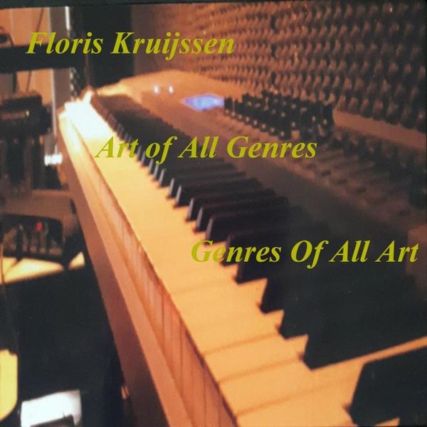 Floris Kruijssen | Art of All Genres: Genres of All Arts | CD Baby