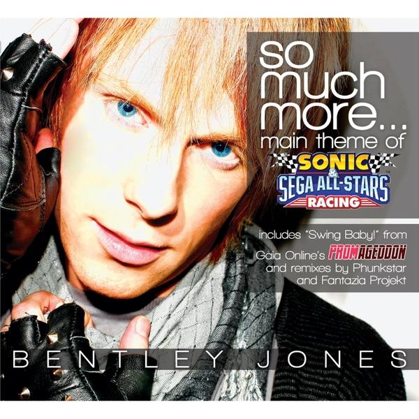 "Bentley Jones | So Much More (Main Theme of ""Sonic and SEGA"