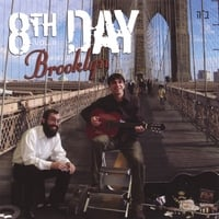 CD Jacket for 'Brooklyn'