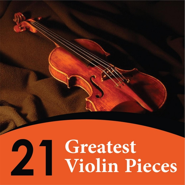 Various Artists   21 Greatest Violin Pieces   CD Baby Music