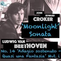 John Edward Croker | Piano Sonata No  14 in C-Sharp Minor