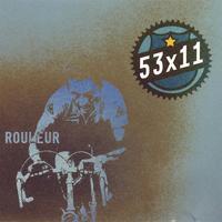 Skivomslag för Rouleur