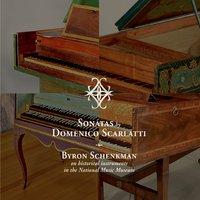 Byron Schenkman | Sonatas by Domenico Scarlatti