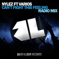 Nylez | Can't Fight This Feeling (Radio Mix)