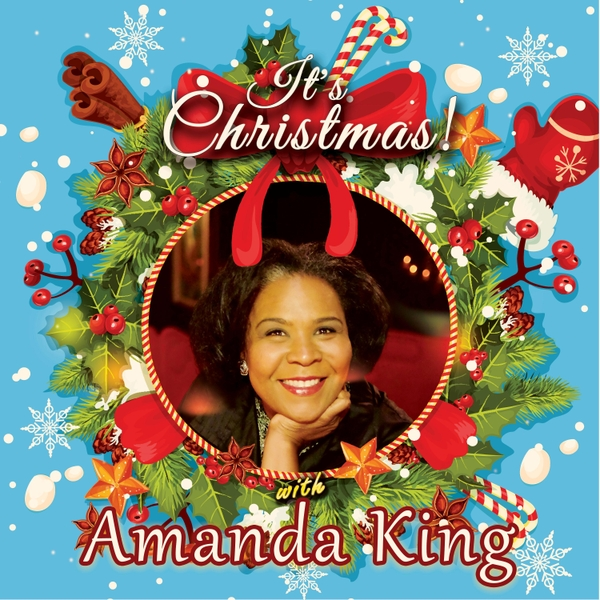 Luther Vandross With A Christmas Heart.Amanda King It S Christmas Cd Baby Music Store