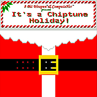 8 Bit Weapon & Computeher | It's a Chiptune Holiday!