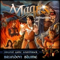 Brandon Blume | Mage's Initiation (Original Soundtrack)