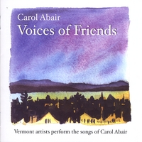 Carol Abair | Voices of Friends