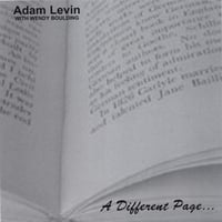 Adam Levin | A Different Page