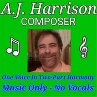 Sonderrabatt von marktfähig Kunden zuerst A.J. Harrison | One Voice in Two-Part Harmony: Music Only ...