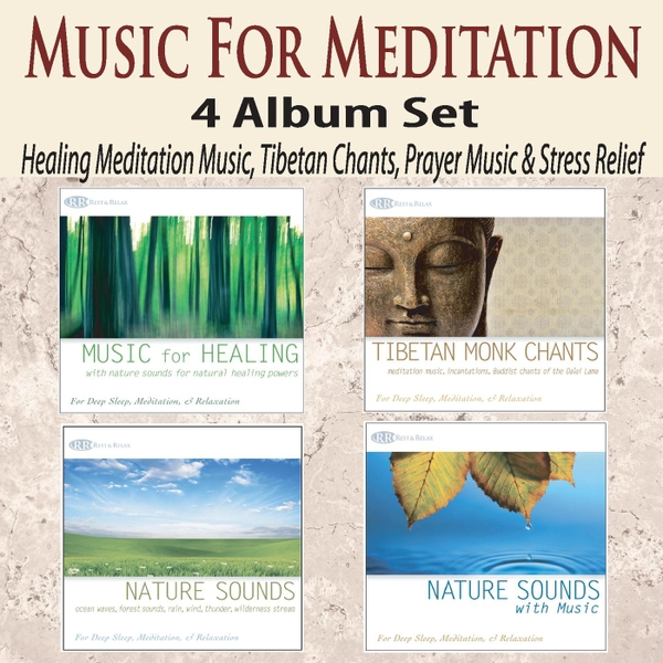 Akim Bliss | Music for Meditation: Music for Healing (With