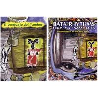 DANIEL ALFONSO-BILL SUMMERS: El Lenguaje del Tambor Package (DVDs + Book)