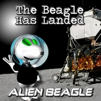 Alien Beagle | The Beagle Has Landed