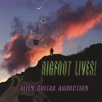Alien Guitar Abduction | Bigfoot Lives!!