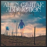 Alien Guitar Abduction: Light Years Away