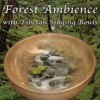 Anahama: Music for Meditation, Relaxation, Sleep | Forest Ambience with Tibetan Singing Bowls: Healing Nature Sounds for Relaxation, Massage Therapy, Sleeping, Reiki