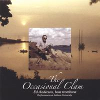 Ed Anderson | The Occasional Clam