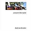 andrew kreider: answers like socks