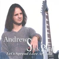 Capa de Let's Spread Love Around