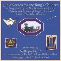 Ruth Andrieux | Bible Verses for the King's Children