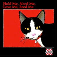 Andy M | Hold Me, Need Me, Love Me, Feed Me