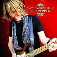 Andy Timmons Band | Andy Timmons Band Plays Sgt. Pepper