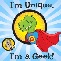 Andy Z | I'm Unique, I'm a Geek