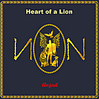 Anjael - The Man With the Blue Face | Heart of a Lion