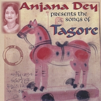 ANJANA DEY: Anjana Dey presents the songs of Tagore