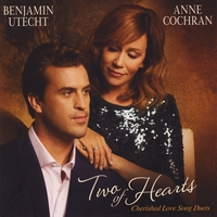 Anne Cochran | Two of Hearts - Anne Cochran and Benjamin Utecht