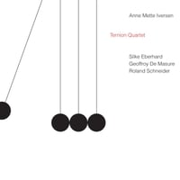 Anne Mette Iversen's Ternion Quartet | Ternion