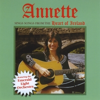 Annette Griffin | Annette Sings Songs From The  Heart of Ireland