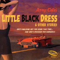Anny Celsi: Little Black Dress & Other Stories