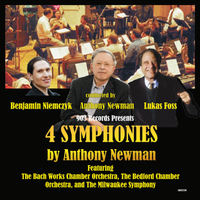 Anthony Newman | 4 Symphonies