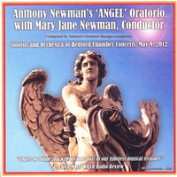 Mary Jane Newman & Anthony Newman | Anthony Newman's Angel Oratorio
