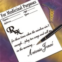 Antonia Jenae' | For Medicinal Purposes