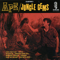 Cubierta del álbum de Jungle Gems