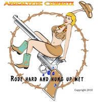 Apocalyptic Cowboys | Rode Hard And Hung Up Wet