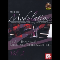 Ari Hoenig and Johannes Weidenmueller | Expanding and Contracting Time Within Form Volume 2