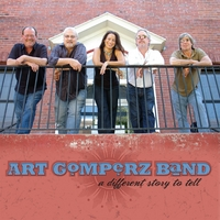 Art Gomperz Band featuring Jenna Mammina | A Different Story To Tell