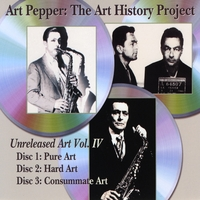 Art Pepper | The Art History Project, Vol 3