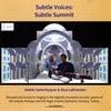 ASHISH SANKRITYAYAN, SKYE LOFVANDER: Subtle Voices : Subtle Summit