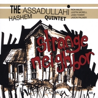 Hashem Assadullahi Returns from Thailand for Release of Debut Album Featuring Ron Miles