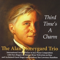 The Alan Storeygard Trio | Third Time's a Charm