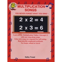 Kathy Troxel | Multiplication Songs